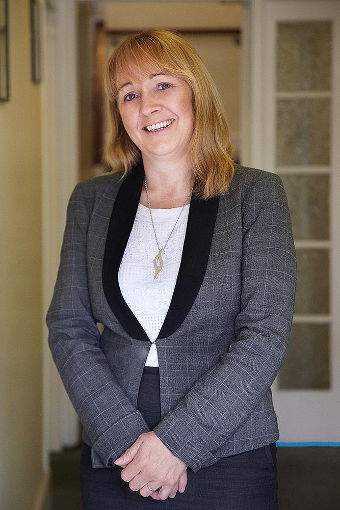 Margaret Roche ACCA, AITI